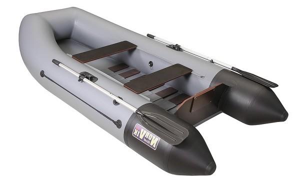 лодка пвх норвик 290 с пайолом