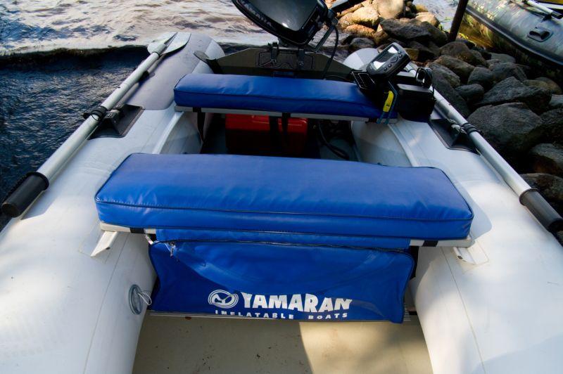 Дополнительное оборудование для лодки ямаран