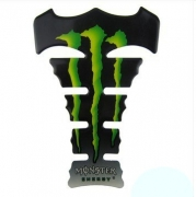 Наклейка на бак Monster Energy