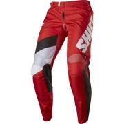 Мотоштаны Shift White Tarmac Pant Red