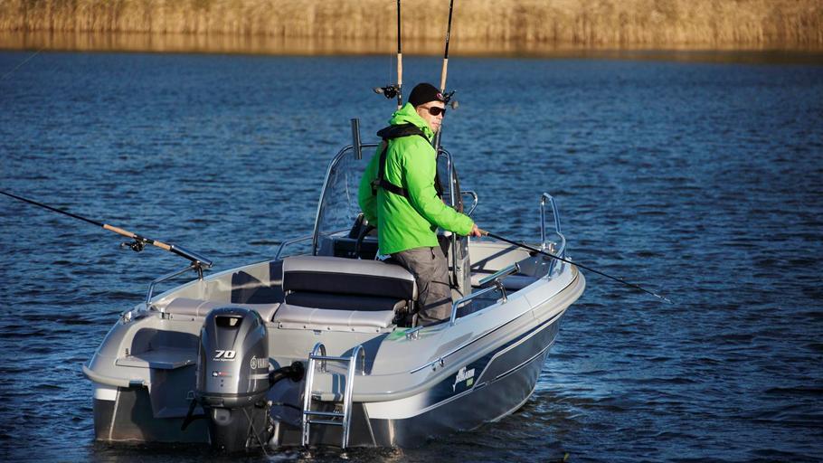 yamaha рыболовные катера