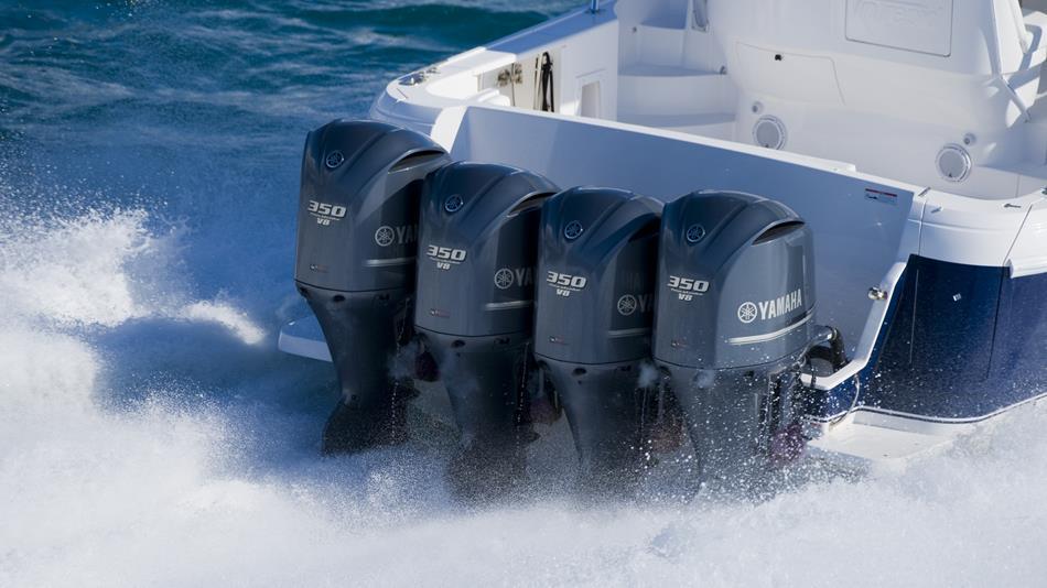 двигателя для лодок ямаха видео